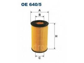 Фильтр масляный OE 640/5                   Filtron