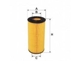 Фильтр масляный двигателя OE 677/2                  Filtron