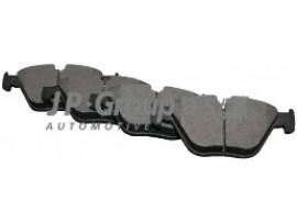 Колодки тормозные дисковые передние, комплект 1463601410         Jp Group