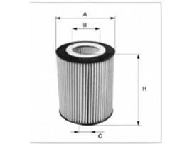 Фильтр масляный двигателя OE 649/4            FILTRON