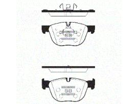 Колодки тормозные дисковые, комплект SP2172