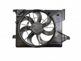 Вентилятор в сборе с радиатором 25380-2P500