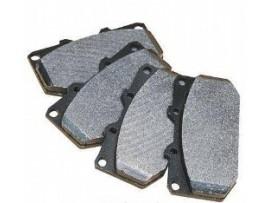 Колодки тормозные дисковые передние, комплект PKA-035