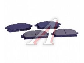 Колодки тормозные дисковые, комплект SP1365