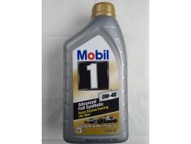 Масло моторное синтетическое Mobil 1 0W-40 152536             MOBIL